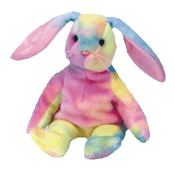febd68adb33 Image Unavailable. Image not available for. Color  Ty Beanie Babies Hippie  ...
