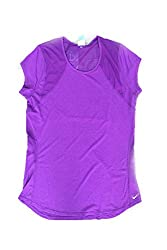 Nike Dri-FIT Women's Short Sleeve T-Shirt (X-Small)
