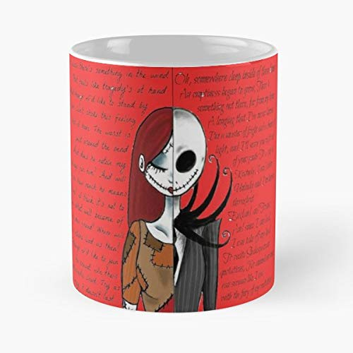 Neighbor Before Christmas Halloween - Coffee Mug 11 Oz Funny Gift]()