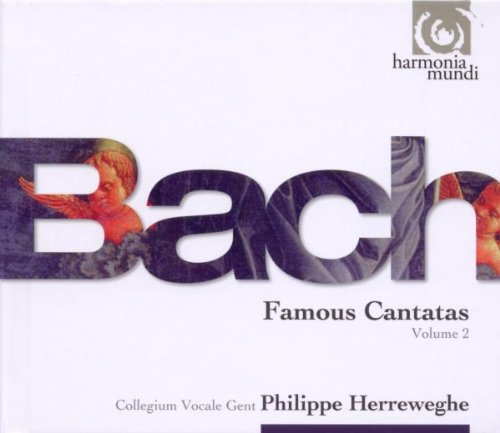 Bach: Famous Cantatas, Vol. 2                                                                                                                                                                                                                                                                                                                                                                                                <span class=