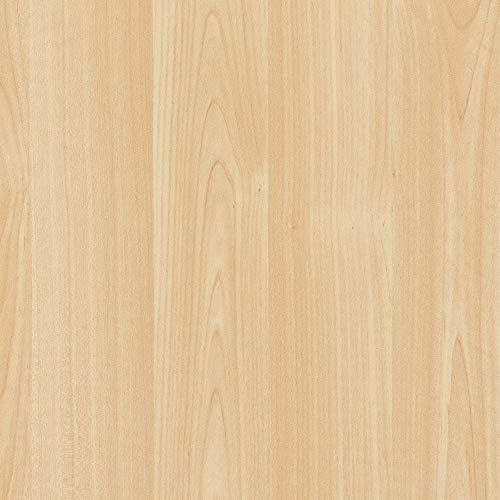 d-c-fix 346-0219-3PK Decorative Self-Adhesive Film, Maple Wood, 17