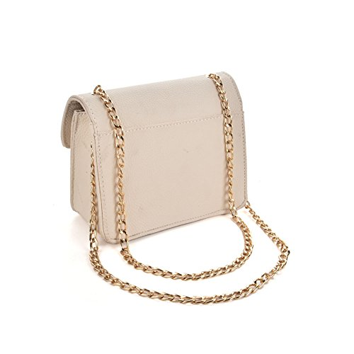 Piccole Cross Catena Per In Borsetta body Pelle Viaggiare Tracolla Pu Beige Partito Borgogna Glitzall Shopping Bag Con qgX4gE
