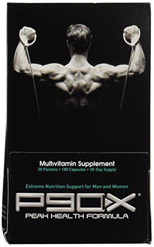 P90X Peak Health Formula Multivitamin Supplement: 30-Day Supply - incensecentral.us
