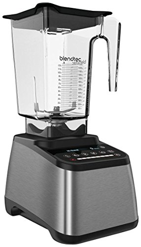 Blendtec-D725C3217A1A-A1AP1D-Designer-725-Blender-with-Wild-Side-Jar-Gunmetal