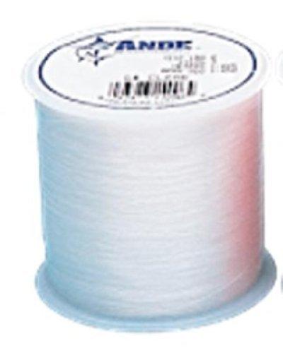 ANDE A14-100C Premium Monofilament, 1 4-Pound Spool, 100-Pound Test, Clear Finish
