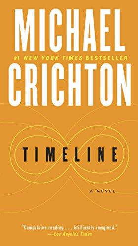 Timeline: A Novel cover