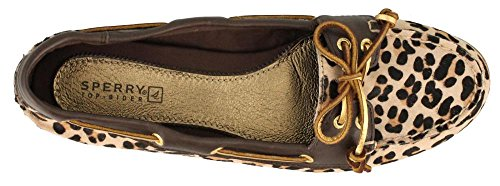 Sperry Top-sider Womens Audrey Slip-on Leopard Ponni