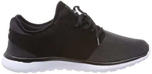 Black Schwarz Jet Sumpy KangaROOS Steel Grey Sneaker Unisex Erwachsene xSwqAAfRY