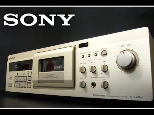 SONY ソニー TC-KA3ES カセットデッキ Lapis B00G3YIL6C