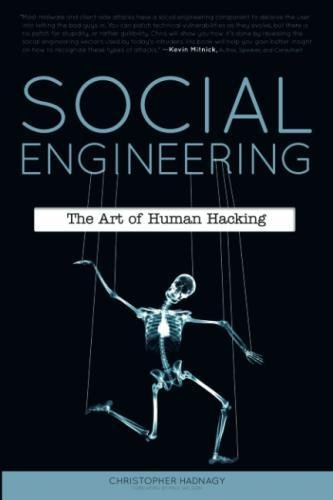 Image result for Social Engineering: The Art of Human Hacking