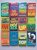 img - for Janet Evanovich (Stephanie Plum Set of 12) #1, One for the Money; thru #12, Twelve Sharp book / textbook / text book