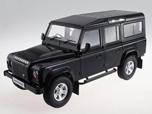 1/18 ランドローバー ディフェンダー 110 RHD(ブラック) CDG085