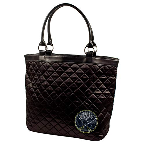 NHL Buffalo Sabres Quilted Tote