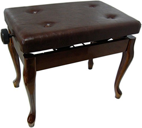 【限定特価】 日本製■猫脚タイプ ピアノ椅子「甲南AW55C」ウォルナット色B00UN3EIQQ, デザインカバー工房:451a5ef9 --- a0267596.xsph.ru
