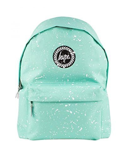 e49f0d663101 HYPE Mint White Speckle Backpack Rucksack Bag - Ideal School Bags - Rucksack  For Boys and Girls  Amazon.co.uk  Shoes   Bags