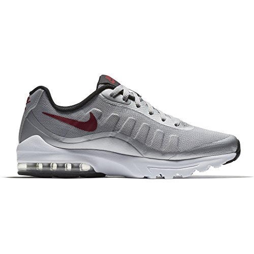 brand new a21cd 18e64 Galleon - NIKE Men s Air Max Invigor Shoe Wolf Grey Varsity Red Black White Size  14 M US