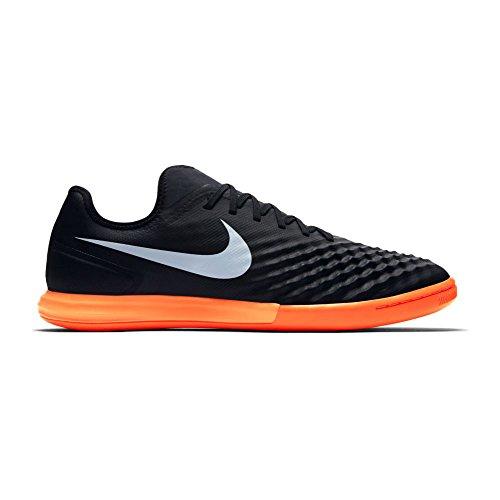 Nike Herren 844444-019 Hallenfußballschuhe BLACK/BLACK/MTLC GOLD STAR