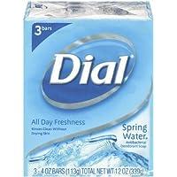 Dial Soap Set Spring Water 113Gx3
