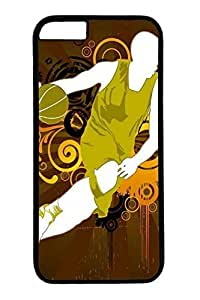 Balloon In The Sky 2 Slim Soft Cover For Iphone 6 Plus 5.5 Inch Cover Case PC White Cases