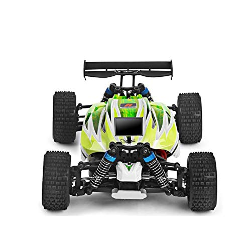 RC Car WLtoys A959-B 2.4G Off-Road 70 km/h Racing Car 1:18 Brush Electric Remote Control RC Rechargeable ()
