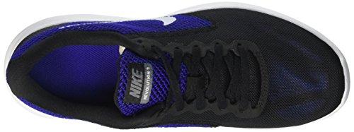 Scarpe Nero Uomo NIKE Running Revolution 3 004 Black PwZxEFXn