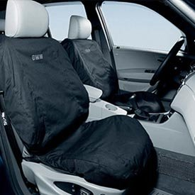 BMW Seat Covers Black