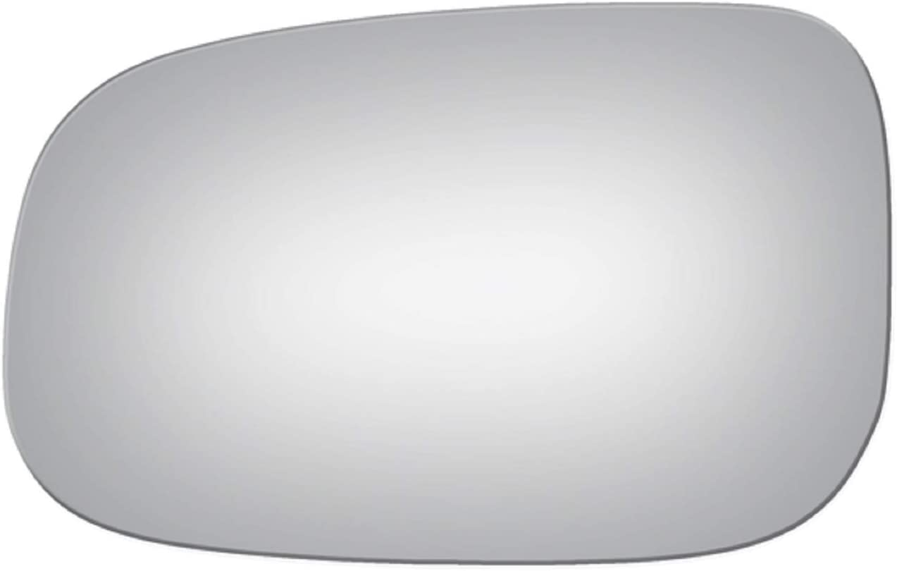 Mirrex 74067 Fits Left Driver Side Replacement Mirror Glass for Volvo V50 V70 2007-2010 S80 S40 2007-2011 S60 2007-2009 C30 C70 2008 2009 2010 2011 2012 2013