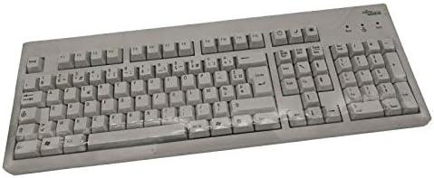 Fujitsu - Teclado PC AZERTY PS/2 Siemens S26381-K293-V140 ...