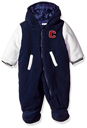 Baby Boy Fleece Pram - 3