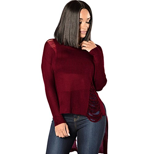 BYY Sheer Knit Tangled Long Tail - Hosier Canada