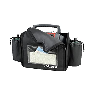 Raider BCS-27 Black Portable Heater Storage Case: Automotive