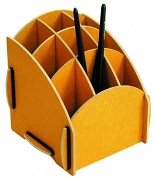 Penbox goldgelb