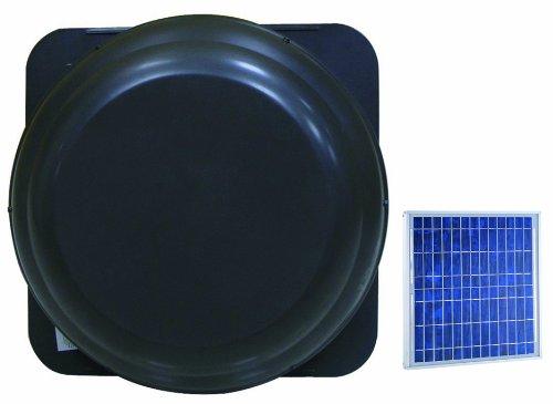 Roof Mount Solar Powered Attic Fan