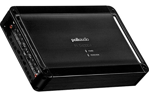 Polk Audio PAD4000 4 4 Channel Amplifier product image