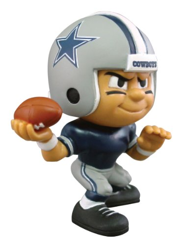 Cowboys Uniforms (Lil' Teammates Dallas Cowboys Quarterback NFL Figurines)