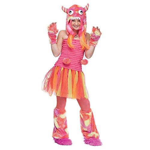 Wild Child Monster Teen Costume (Junior-0/9)