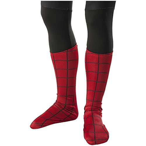 Rubie's The Amazing Spider-man 2 Costume Boot-Tops, Child Size -