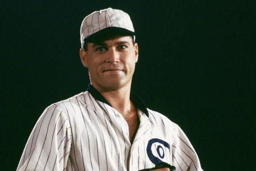 Ray Liotta in Field of Dreams Shoeless Joe Jackson baseball jersey ...