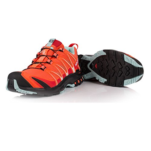 Nasturtium XX 3D Blue GTX Salomon de XA Trail Femme Bleu Pro Canal Black Orange Chaussures 000 6pnPazq
