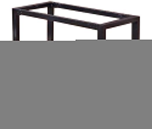 HXBH Patas de muebles de hierro forjado - Mesa de comedor Patas ...