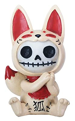 Furry Bones Kitsune The Japanese Cat Collectible Figurine