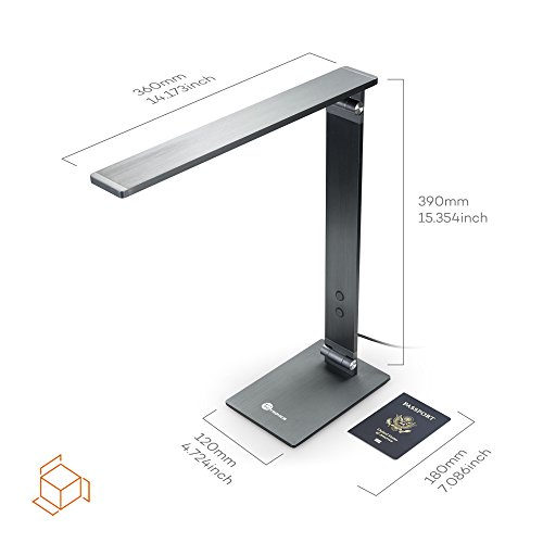 TaoTronics-TT-DL18-10W-Eye-Care-Desk-Lamp-with-Durable-Metal-Body-Touch-Sensitive-Control-and-4-Lighting-Modes