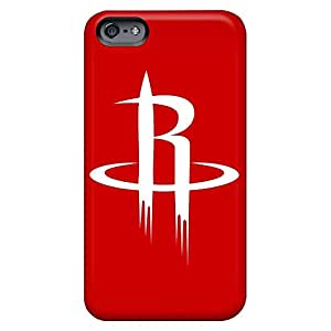 iphone 6plus 6p Slim Fit mobile phone covers colorful Abstact nba houston rockets 1
