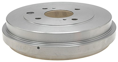 Nissan Rear Brake Drum - ACDelco 18B589 Professional Rear Brake Drum