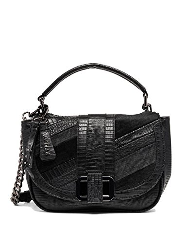 REPLAY Bolso bandolera 22 cm Black