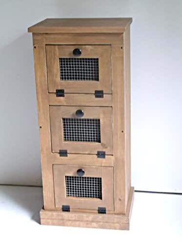 Amazon.com: Handmade Rustic Farmhouse Solid Wood Onion and