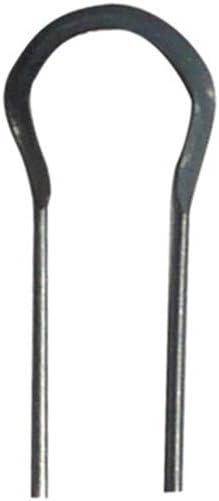Kit tipo pirogr/áfico 23 piezas Accesorios alta impedancia Cable calefactor Quema madera Reemplazo port/átil Mini Sin curva talla Aleaci/ón metal ajustable