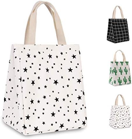 HOMESPON Reusable Insulated Aluminum Handbag product image