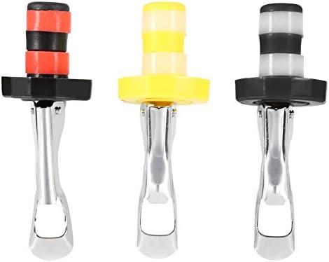 Wijnfles Stopper Herbruikbare Handleiding Druk Kurken Rode Wijn Fles Stopper Drank Fles Siliconen Vacuüm Plug Tool