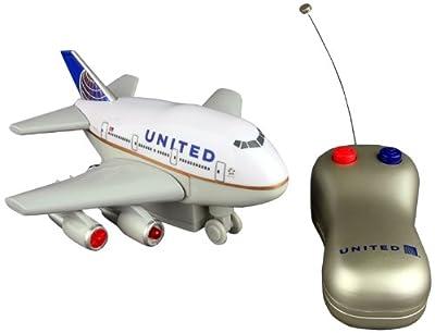 Medium United 1 Hand Radio Control Plane
